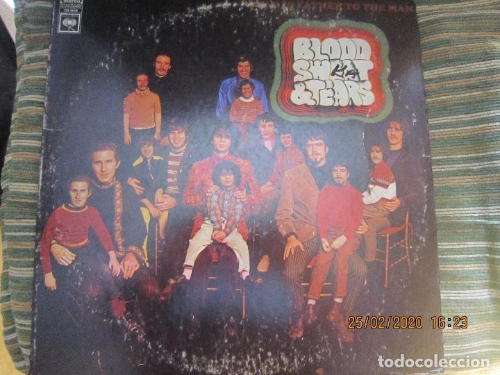 Discos de vinilo: BLOOD SWEAT & TEARS - CHILD IS FATHER TO THE MAN LP - ORIGINAL U.S.A. COLUMBIA 1968 360 SOUND STEREO - Foto 19 - 195366376