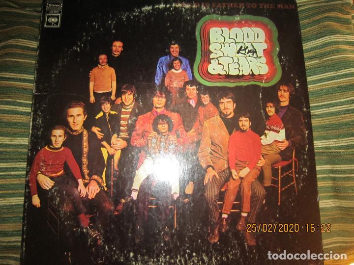 BLOOD SWEAT & TEARS - CHILD IS FATHER TO THE MAN LP - ORIGINAL U.S.A. COLUMBIA 1968 360 SOUND STEREO (Música - Discos - LP Vinilo - Pop - Rock Extranjero de los 50 y 60)