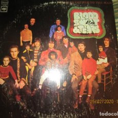 Discos de vinilo: BLOOD SWEAT & TEARS - CHILD IS FATHER TO THE MAN LP - ORIGINAL U.S.A. COLUMBIA 1968 360 SOUND STEREO. Lote 195366376