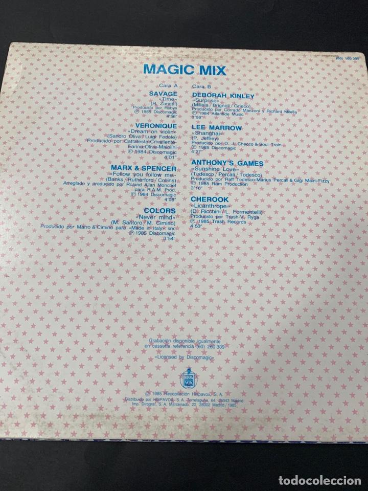Discos de vinilo: (VIN543) MAGIC MIX ( vinilo Segunda mano ) - Foto 2 - 195367232