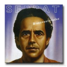 Discos de vinilo: JOAN MANUEL SERRAT - BIENAVENTURADOS . Lote 195367351