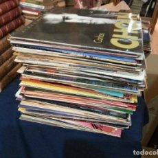 Discos de vinilo: LOTE DE 85 LPS DE LOS AÑOS 80S. VARIOS ESTILOS. MUCHOS NUEVOS DE TIENDA ANTIGUA ( SIN USAR ).. Lote 195367602