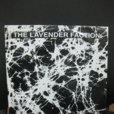 Discos de vinilo: THE LAVENDER FACTION. LUST RECORDINGS. MAXI SINGLE. . Lote 195367661