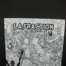 Discos de vinilo: LA FRACTION. LA VIE REVÉE. LP TOTALMENTE NUEVO.. Lote 195368460