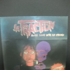 Discos de vinilo: LA FRACTION. AUSSI LONG SERA LE CHEMIN. LP TOTALMENTE NUEVO.. Lote 195368986