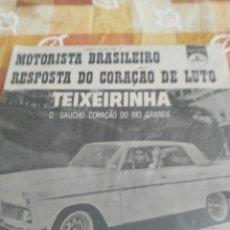 Discos de vinilo: TEIXERINHA. Lote 195369646