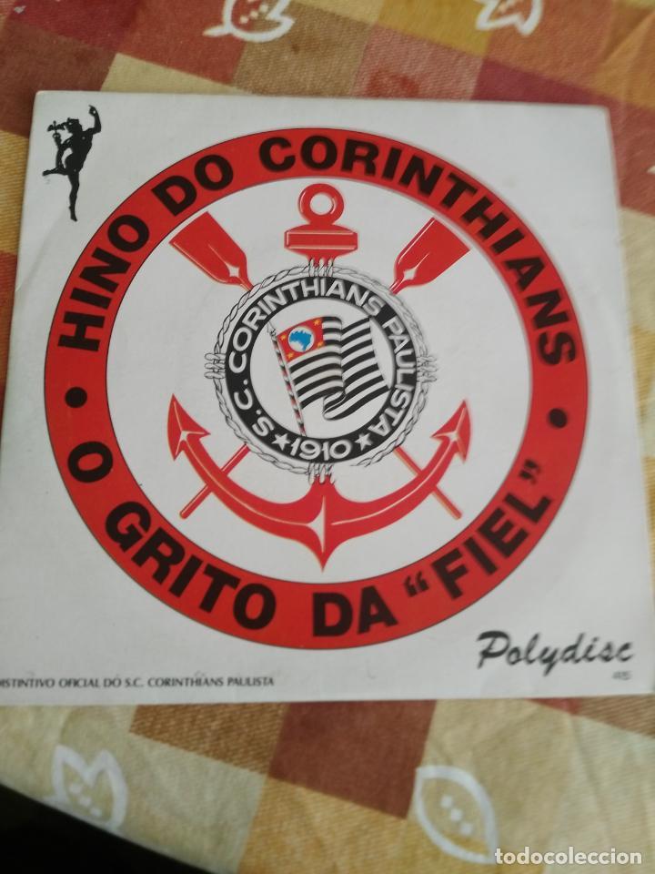 HINO DO CORINTHIANS (Música - Discos - Singles Vinilo - Otros estilos)