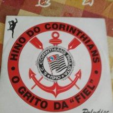 Discos de vinilo: HINO DO CORINTHIANS. Lote 195370293