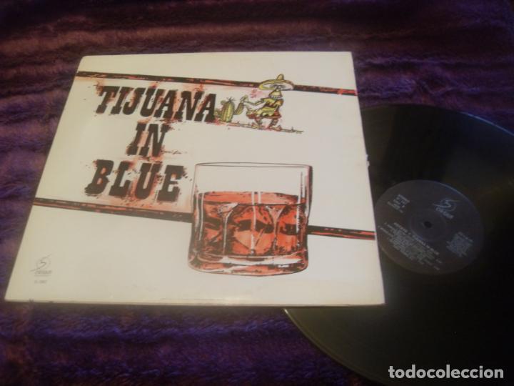 Discos de vinilo: POTATO LP. TIJUANA IN BLUE MADE IN SPAIN. 1989. DEFECTUOSO - Foto 2 - 195370316
