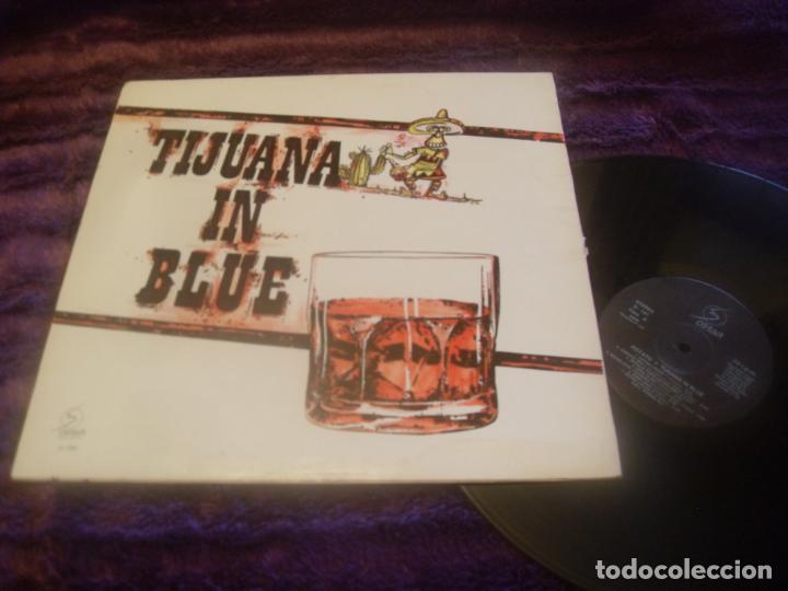 Discos de vinilo: POTATO LP. TIJUANA IN BLUE MADE IN SPAIN. 1989. DEFECTUOSO - Foto 4 - 195370316