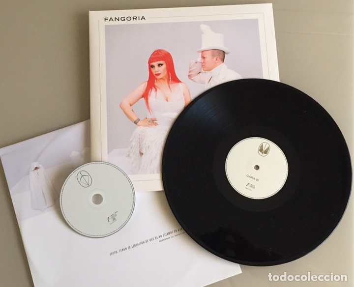 Discos de vinilo: FANGORIA VINILO EL EXTRAÑO VIAJE LP - Foto 2 - 195371525