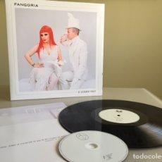 Discos de vinilo: FANGORIA VINILO EL EXTRAÑO VIAJE LP. Lote 195371525