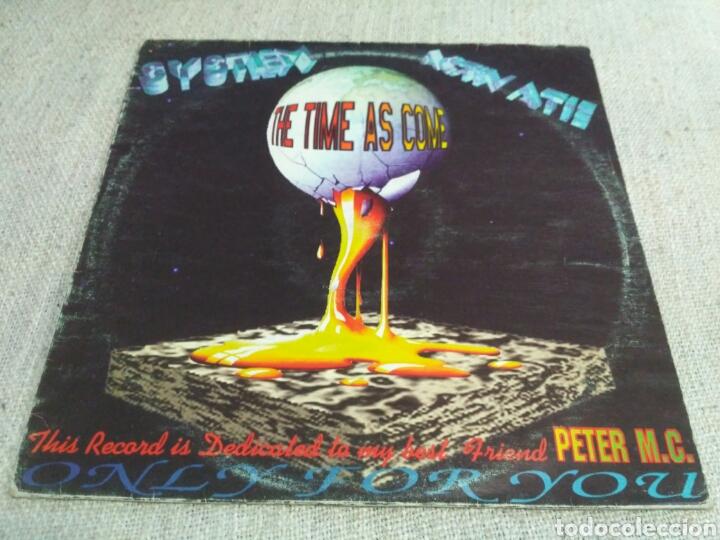 SYSTEM ACTIVATE - THE TIME AS COME (Música - Discos de Vinilo - Maxi Singles - Disco y Dance)