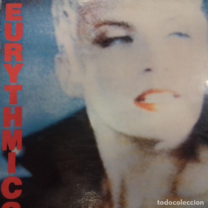 EURYTHMICS BE YOURSELF TONIGHT (Música - Discos - LP Vinilo - Pop - Rock - New Wave Extranjero de los 80)