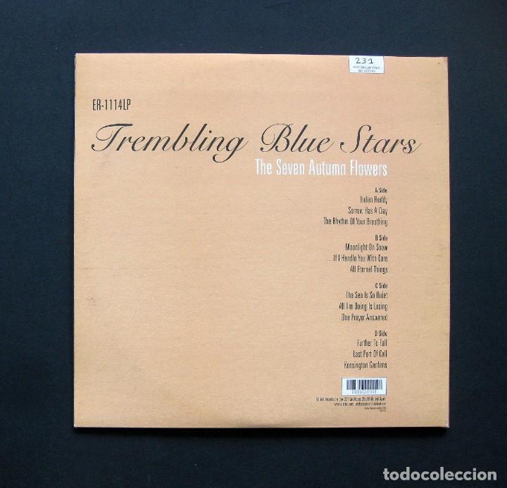 Discos de vinilo: Trembling Blue Stars – The Seven Autumn Flowers – Vinilo 2004 - Foto 2 - 195374915