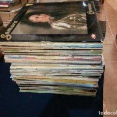 Discos de vinilo: LOTE DE 86 DISCOS LPS. DE FLAMENCO.VARIAS ÉPOCAS.. Lote 195375996