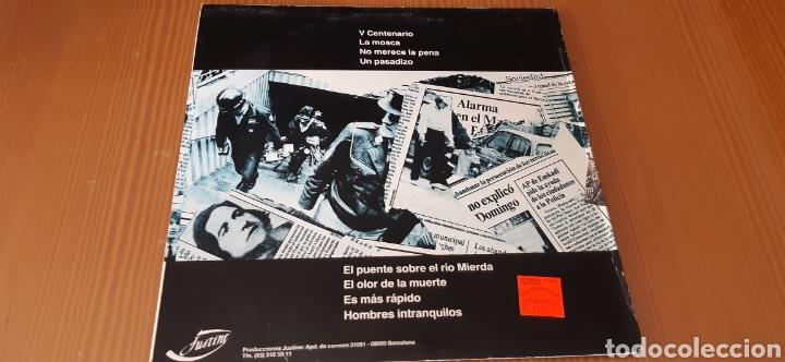 Discos de vinilo: Disco vinilo LP PISKERRA - Foto 2 - 195377073