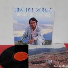 Discos de vinilo: JOSE LUIS PERALES - SUEÑO DE LIBERTAD - LP - CBS 1987 SPAIN 460176 1 + LETRAS - EXCELENTE. Lote 195377913