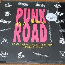 Discos de vinilo: DISCO VINILO LP PUNK ROAD. Lote 195378447