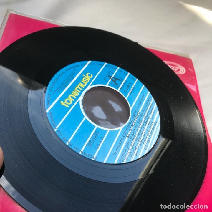Discos de vinilo: Silvio Rodríguez – El Reparador De Sueños / Angel Para Un Final 1984 PROMO - Foto 5 - 195379977