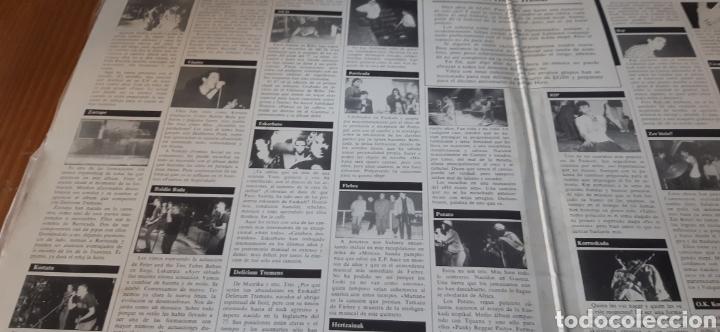 Discos de vinilo: Doble disco vinilo BAT,BI,HIRU...HAMAR!! - Foto 3 - 195380348