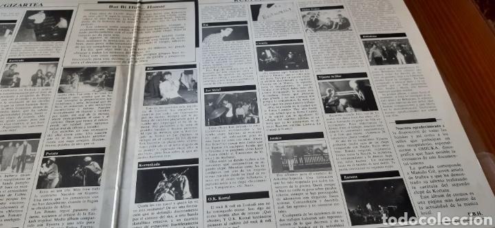 Discos de vinilo: Doble disco vinilo BAT,BI,HIRU...HAMAR!! - Foto 4 - 195380348