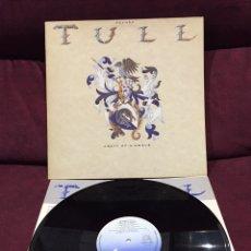 Discos de vinilo: JETHRO TULL - CREST OF A KNAVE LP, 1987, ESPAÑA. Lote 195381485