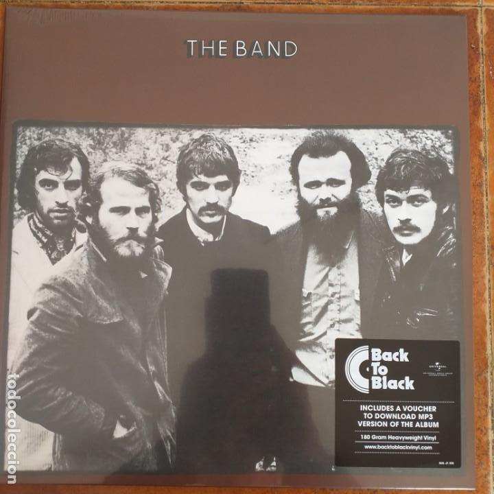 THE BAND - THE BAND (LP) PRECINTADO!!!!! (Música - Discos - LP Vinilo - Pop - Rock Extranjero de los 50 y 60)
