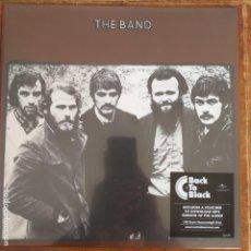 Discos de vinilo: THE BAND - THE BAND (LP) PRECINTADO!!!!!. Lote 195381617