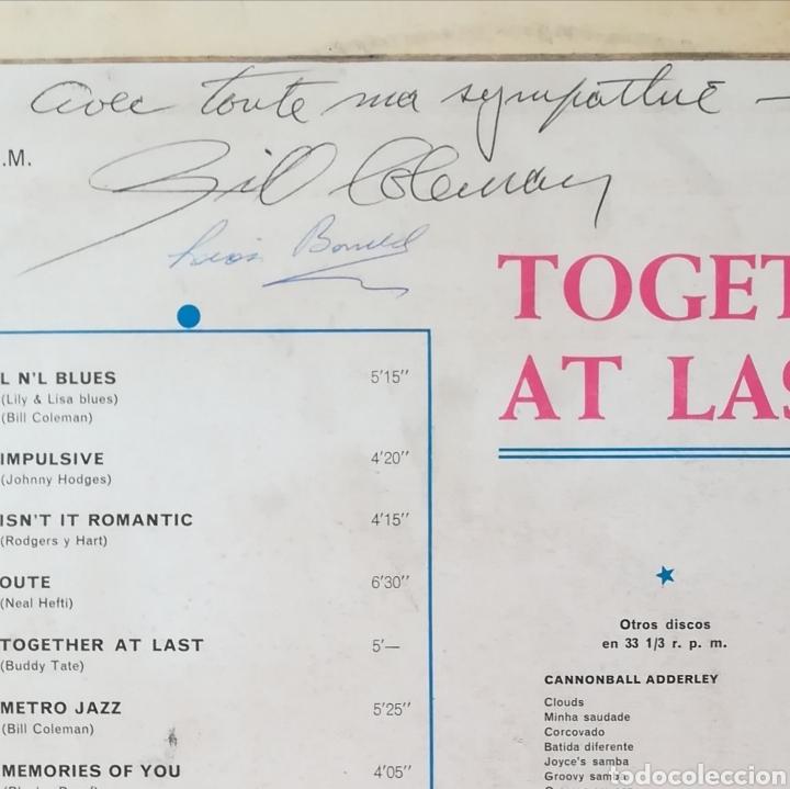 Discos de vinilo: Disco Bill Coleman - Foto 5 - 195381825