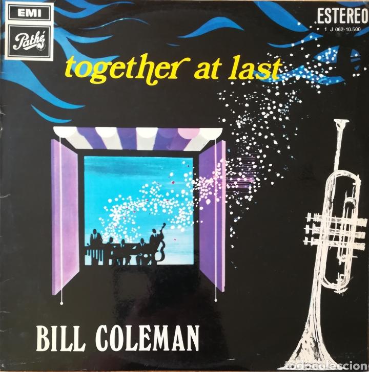 DISCO BILL COLEMAN (Música - Discos - LP Vinilo - Jazz, Jazz-Rock, Blues y R&B)