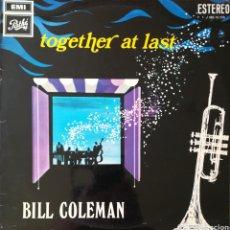 Discos de vinilo: DISCO BILL COLEMAN. Lote 195381825