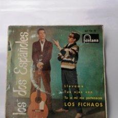 Discos de vinilo: LOS DOS ESPAÑOLES. Lote 195381973