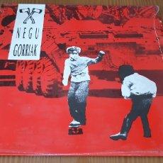Discos de vinilo: DISCO VINILO LP NEGU GORRIAK. Lote 195382032