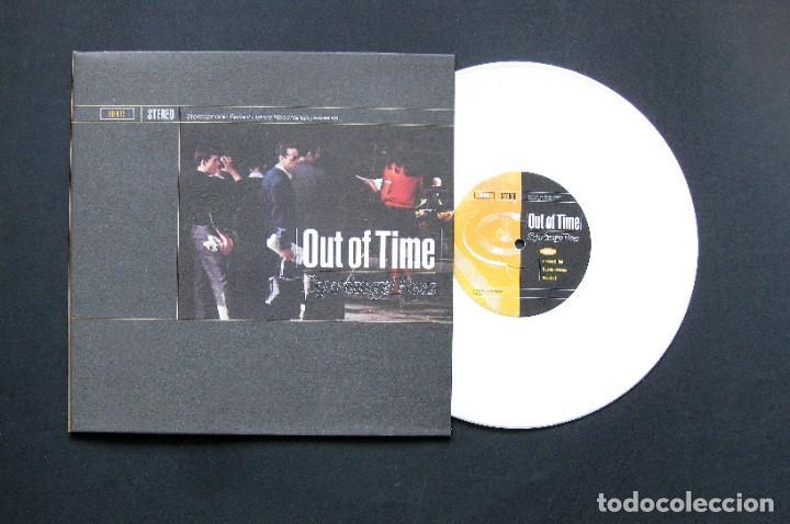 SPRING VERSUS PEZ – OUT OF TIME – VINILO – 1997 (Música - Discos - LP Vinilo - Grupos Españoles de los 90 a la actualidad)