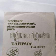 Discos de vinilo: MICHEL FUGAIN. Lote 195382553
