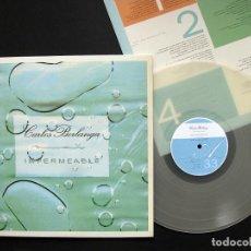 Discos de vinilo: CARLOS BERLANGA – IMPERMEABLE – VINILO 2001. Lote 195382876