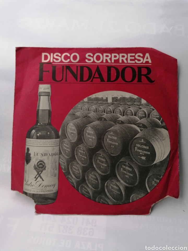 DISCO SORPRESA MARÍA ALEJANDRA (Música - Discos - Singles Vinilo - Otros estilos)