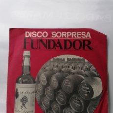 Discos de vinilo: DISCO SORPRESA MARÍA ALEJANDRA. Lote 195382901
