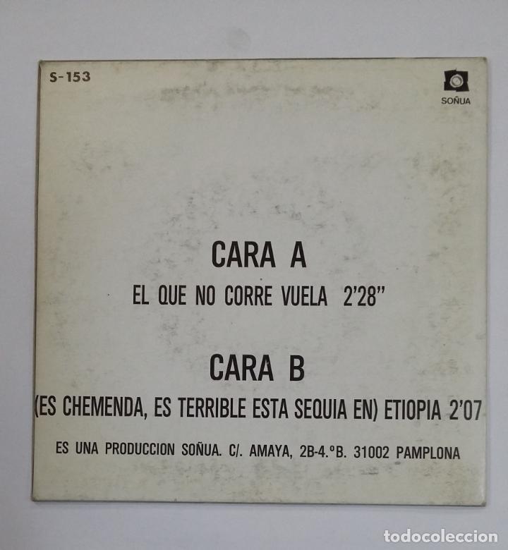 Discos de vinilo: OBRAS PUBLIKAS 3920. SINGLE. EL QUE NO CORRE VUELA. ES CHEMENDA. TDKDS10 - Foto 2 - 195383100