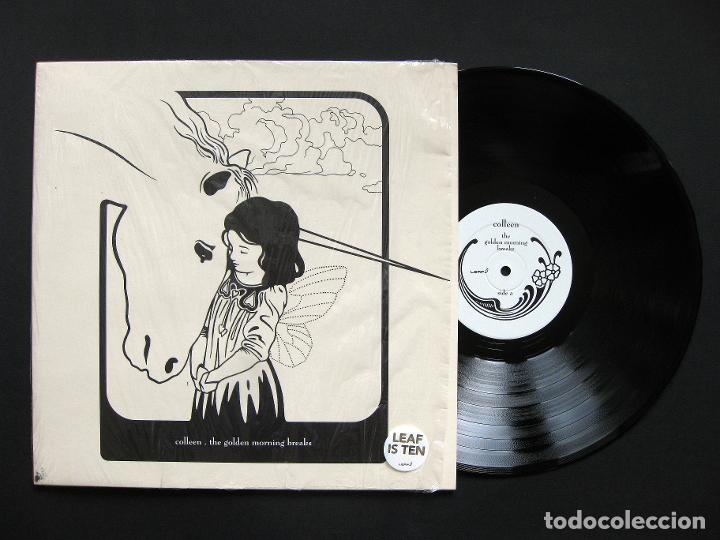 COLLEEN – THE GOLDEN MORNING BREAKS – VINILO 2005 (Música - Discos - LP Vinilo - Pop - Rock Extranjero de los 90 a la actualidad)