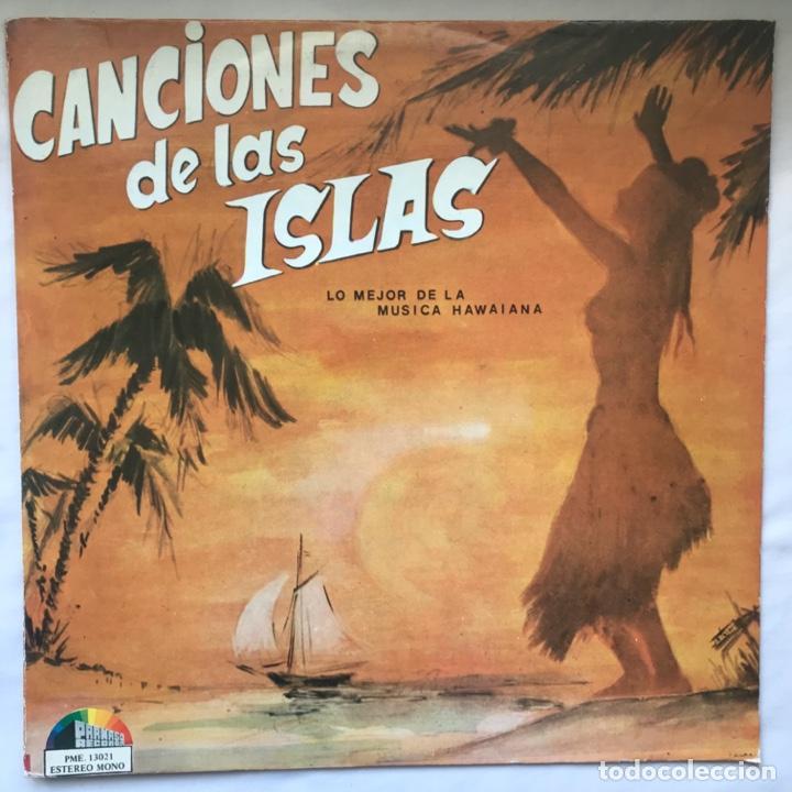 KANA KAPIOLANI & HIS HAWAIIANS – CANCIONES DE LAS ISLAS 1974 ARGENTINA (Música - Discos - LP Vinilo - Étnicas y Músicas del Mundo)