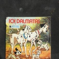 Discos de vinilo: 101 DÁLMATAS SINGLE CUENTO DE 1968. Lote 195384407