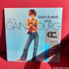 Discos de vinilo: SERGE GAINSBOURG - HISTORIE DE MELODY NELSON LP ¡NUEVO!. Lote 195384528