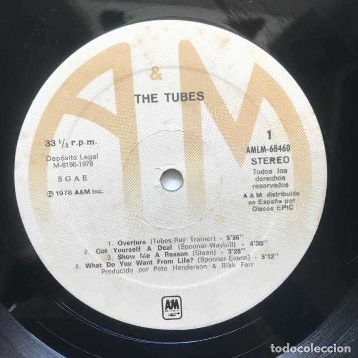 Discos de vinilo: The Tubes – What Do You Want From Live GAT 2LP 1978 - Foto 6 - 195384553