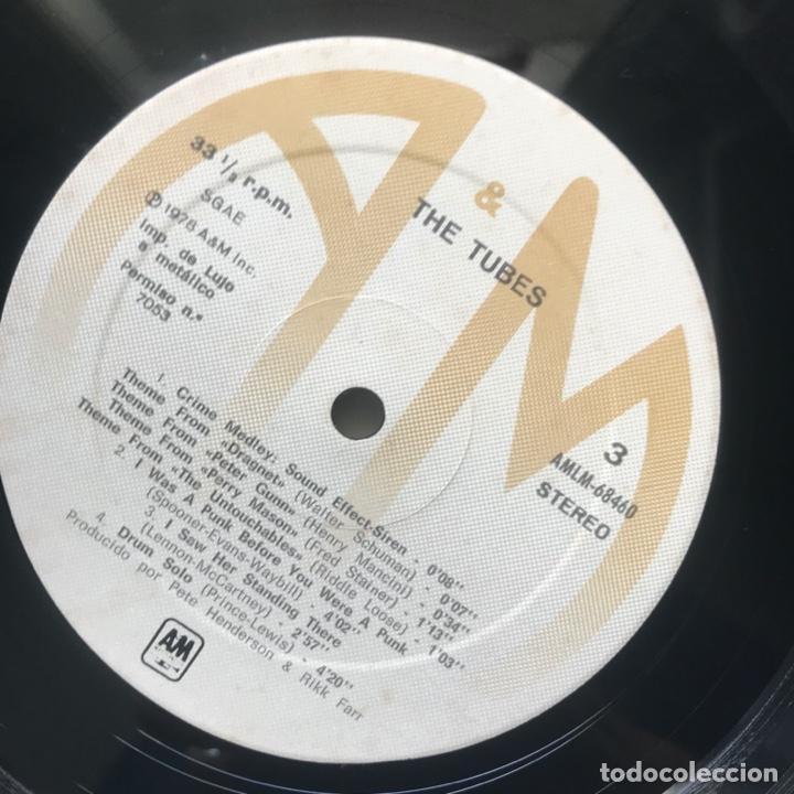 Discos de vinilo: The Tubes – What Do You Want From Live GAT 2LP 1978 - Foto 7 - 195384553