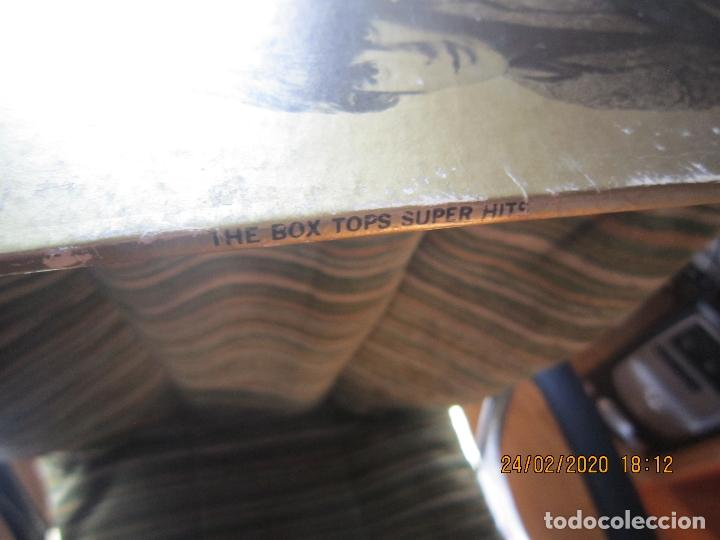 Discos de vinilo: THE BOX TOPS - SUPER HITS LP - ORIGINAL U.S.A. - BELL RECORDS 1975 - STEREO - - Foto 6 - 195384992