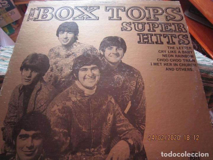 Discos de vinilo: THE BOX TOPS - SUPER HITS LP - ORIGINAL U.S.A. - BELL RECORDS 1975 - STEREO - - Foto 8 - 195384992