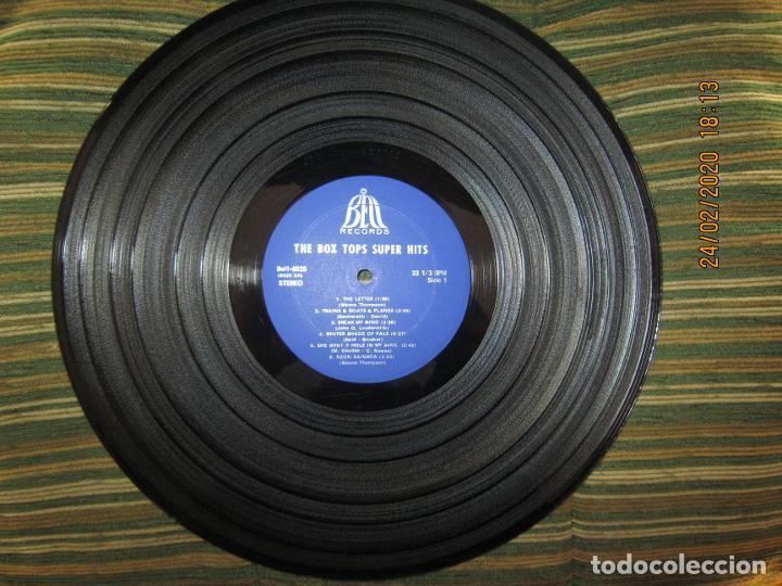 Discos de vinilo: THE BOX TOPS - SUPER HITS LP - ORIGINAL U.S.A. - BELL RECORDS 1975 - STEREO - - Foto 9 - 195384992