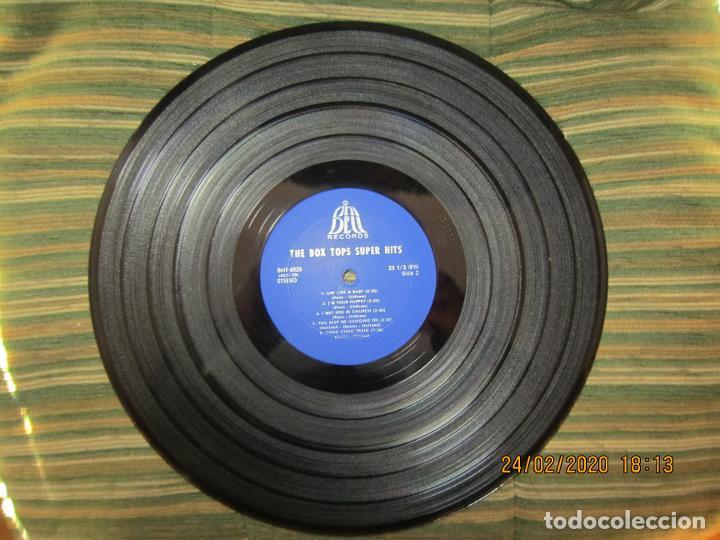 Discos de vinilo: THE BOX TOPS - SUPER HITS LP - ORIGINAL U.S.A. - BELL RECORDS 1975 - STEREO - - Foto 12 - 195384992